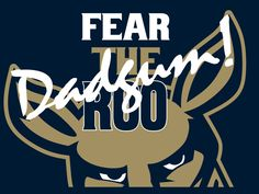 """Fear the Dadgum! Roo"" T-Shirt on Sale at Zips Team Shop"
