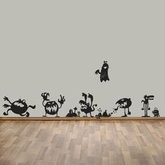 Funny and Creative Wall Stickers