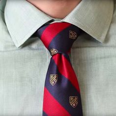 How To Tie A Half Windsor Knot | Ties.com
