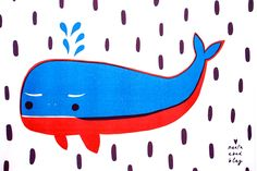 The product WHALE is sold by Marta Abad Blay  prints in our Tictail store.  Tictail lets you create a beautiful online store for free - tictail.com