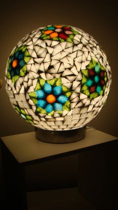Mosaic Art, Mosaic Glass, Stained Glass, Mosaic Bowling Ball, Mosaic Furniture, Garden Globes, Mosaic Patterns, Beveled Glass, Soldering