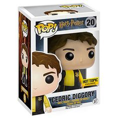Figurine Cedric Diggory (Harry Potter) - Figurine Funko Pop http://figurinepop.com/cedric-diggory-harry-potter-funko