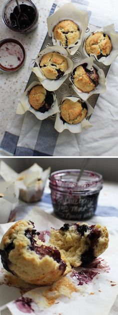 The Best Basic Muffin Recipe | These are so good and you can add so many different ingredients to them.