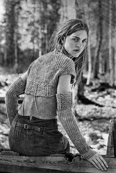 nygårdsanna I love this look!