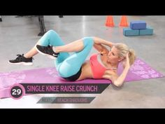 7 Minutes Home Ab Workouts : How To Get Rid Of Belly Fat Within 10 Days - YouTube