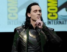 5 Best Moments of Comic-Con 2013: Tom Hiddleston, Sexy Cosplay, Age of Ultron, and More - Entertainment & Stars