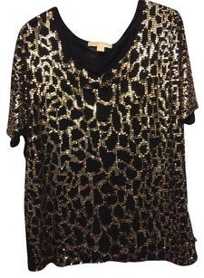 5b05f40d8f6 Michael by Michael Kors Top Black Michael Kors Tops, Plus Size Womens  Clothing, Black