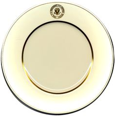 Franciscan Interpace were ordered for the White House in 1966. 36 five-piece place settings-180