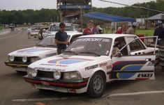 Peugeot 505 STI IMSA Racer