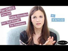 A Heartfelt Message for Everyone with Eating Disorders That Aren't 'Bad Enough' — Everyday Feminism