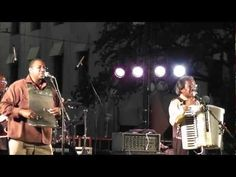Buckwheat Zydeco - Hard to Stop (Harvest the Music, Nov. 2, 2011)