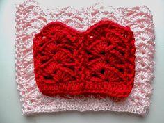 Crochet: Punto Entrelazado # 8 - YouTube