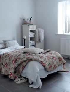 """This bedroom is from our feature """"Out of the Ordinary """""""
