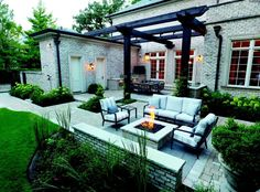 With a green approach to outdoor landscape architecture, O'Brien Landscape is dedicated to improving the world around us both aesthetically and environmentally.