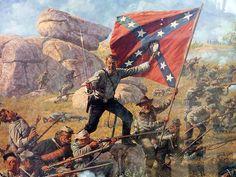 At Gettysburg At Gettysburg Military Art, Military History, American Civil War, American History, Southern Heritage, Southern Pride, Illustrations, Illustration Art, Civil War Art
