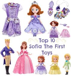 10 Sofia The First Toys Your Princess Will Love (And Beg For) Disney Junior Gifts