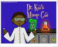 Dr. Kai's Mixup Gas (Juego de Multiplicación de Primaria) Kai, Family Guy, Fictional Characters, Maths Area, Multiplication Tables, Teaching Resources, Art Kids, Fantasy Characters, Griffins