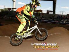 2015 USAbmx spring nationals #flyracing #usabmx #lovebmx