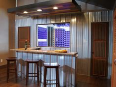 Fresh Home Bar Designs Layouts