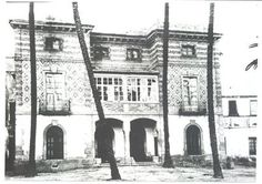 Murcia, Casa del Conde de Roche DESTRUIDO , calle del Porcel, hoy calle del Conde de RocheTONOS DIGITAL. ISSN 1577-6921