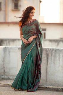 Beauty Pictures: wedding Saree photos #georgettesarees #georgette #saree
