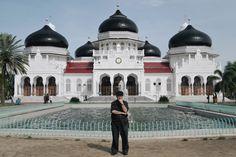 DIA ArT TRAVeL ATeLIER DiA TRAVeL MASJID BAITULRAHMAN ACHEH  ATTAISM TJANN TJANTeK INDONESIA