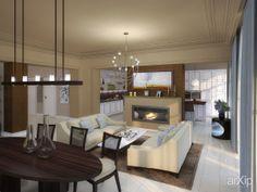 contemporary living: интерьер, квартира, дом, гостиная, современный, модернизм, 50 - 80 м2 #interiordesign #apartment #house #livingroom #lounge #drawingroom #parlor #salon #keepingroom #sittingroom #receptionroom #parlour #modern #50_80m2