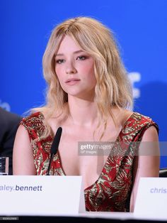 Haley Bennett, The Magnificent Seven, International Film Festival, Still Image, Actresses, News, People, Drawings, Female Actresses