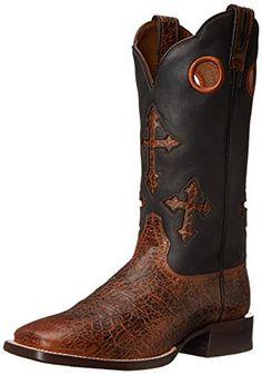 9eab1b1d05279 Ariat Men s Ranchero Western Cowboy Boot Review Ariat Mens Boots