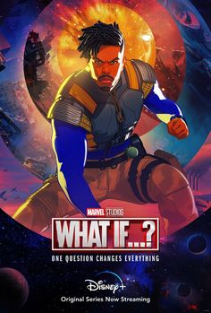 This week's episode: What If... Killmonger Rescued Tony Stark?
