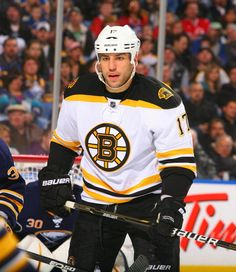 Milan Lucic with the (too easy?) first goal.....