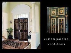 Residential Decorative Painting Projects DC VA | residential faux finishes…