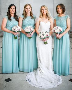 Ella and her ladies 👯♀️👯♀️ . Bridesmaids, Bridesmaid Dresses, Wedding Dresses, City Hall Wedding, Dublin City, Wedding Photography, Weddings, Lady, Fashion