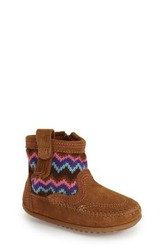 Minnetonka Boot (Walker, Toddler, Little Kid & Big Kid) | Nordstrom