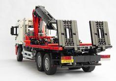 World Of Tanks, Benne, Lego Truck, Trucks, Backhoe Loader, Tray, Track, Truck, Cars