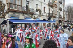 Día del Niño 13/02: Desfile y Chiquiteo de las Murgas: Trovadores