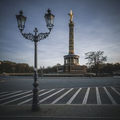 ღღ Berlin - Siegessäule Study #1 by Jean Claude  Castor on 500px