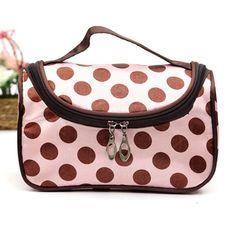 EIFFTER Make up Organizer Bag Men Casual Travel Multi Functional Women Cosmetic Bags Storage Bag Makeup Handbag