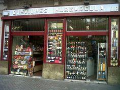 Queviures Murgadella, Gran Via, Barcelona
