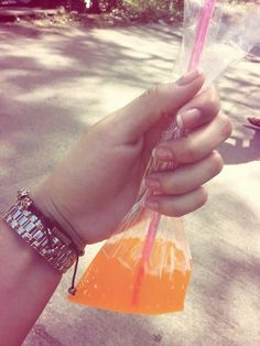 24 Things You'll Only Find In The Philippines - My childhood was spent playing outside and drinking Royal (equivalent of Fanta in the Philippines) from plastic bags. Philippines Vacation, Les Philippines, Philippines Culture, Bohol, Palawan, Thrilla In Manila, Filipino Culture, Things To Buy, Stuff To Buy