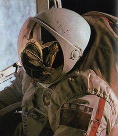 Soviet astronaut