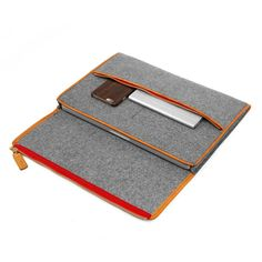 Navy Blue Burlap Texture Laptop Sleeve Water Repellent Neoprene Bag Protective Case Cover Compatible with MacBook Pro//Asus//Dell//Hp//Sony//Acer 15 Inch