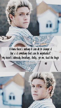Love You Goodbye - One Direction (Niall)