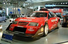 1996 Suzuki Escudo Pikes Peak Version #car