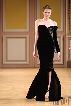 Tony Yaacoub Fall-winter 2013-2014 - Couture