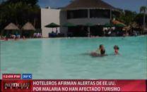 Hoteleros Afirman Alertas De EE.UU Por Malaria No Han Afectado Turismo #Video