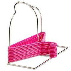 Hanger Holder.  You mean in a big mess in my laundry basket isn't the only way?