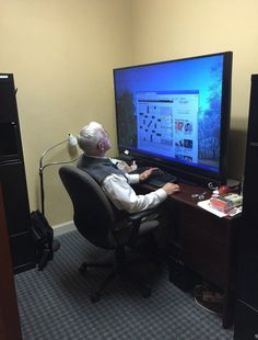 Your Grandfather Is A True Gamer