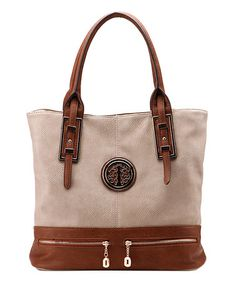 Another great find on #zulily! Apricot Medallion Tote #zulilyfinds