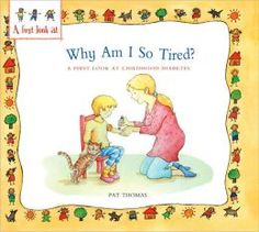 Great book explaining T1D to children.